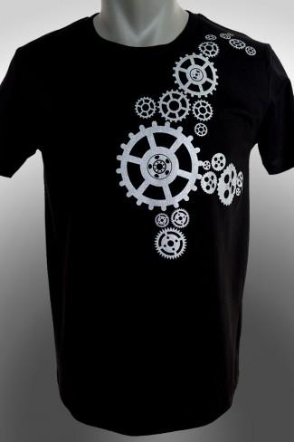 Cogwheels-black