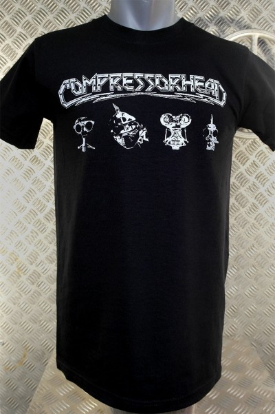 COMPRESSORHEAD T-shirt Men