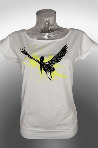 Storch-Batwing t-shirt