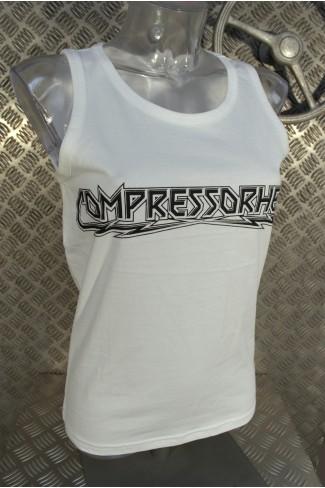 "COMPRESSORHEAD TANKTOP ""Logo"" WOMEN"