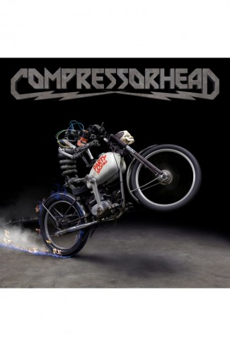 COMPRESSORHEAD -Party Machine-Vinyl