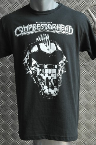 "COMPRESSORHEAD T-SHIRT ""Mega Wattson"" MEN"
